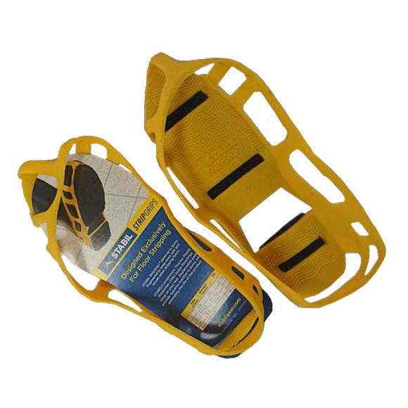 STABIL(スタビル) グリッパーズ - 靴の上から簡単にはける!転倒防止アイテム