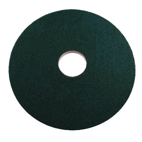 アプソン C-パッド - 酸化セリウム使用のエンボスシート・セラミックタイル洗浄用極細繊維フロアパッド