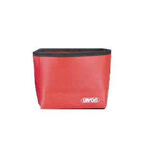 アプソン 赤いポーチ ベルト付き