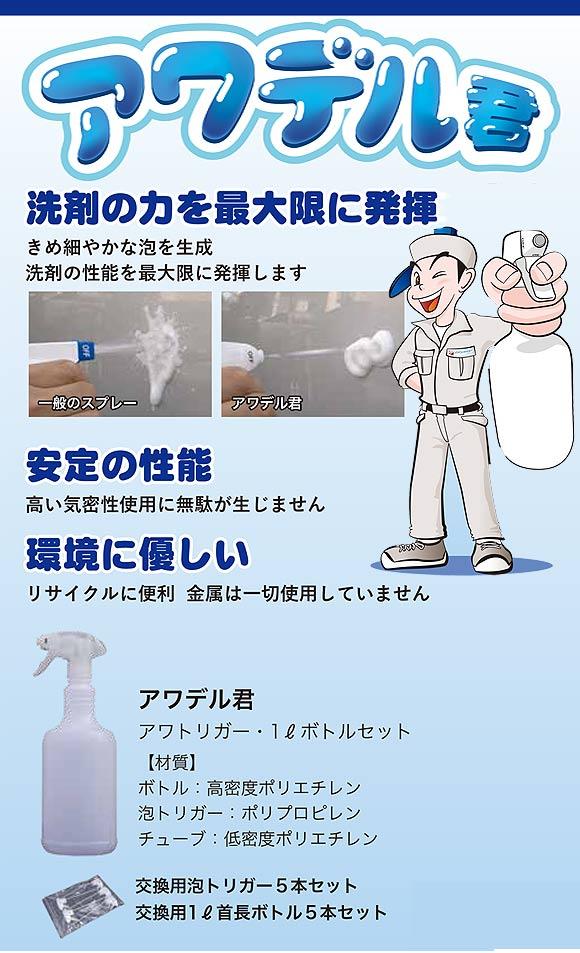 フォンシュレーダージャパン ナノ・アスリート [18L] - 油臭・油膜対策専用処理剤 01