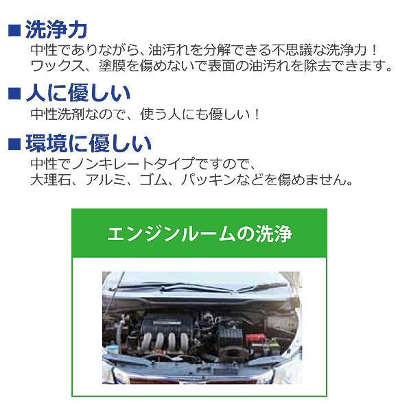 フォンシュレーダージャパン ナノ・ゴールド - 多目的洗浄剤 05