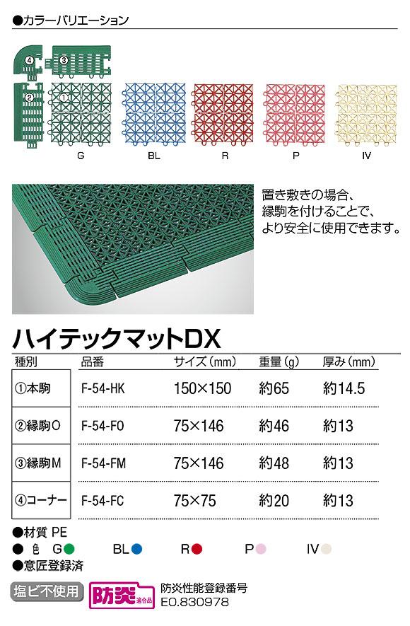 山崎産業 ハイテックマットDX - さまざまな施設の水回りに活躍 02