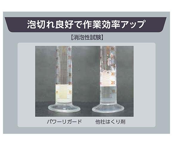 ユシロ ユシロンピック パワーリガード[18L] - 高性能剥離剤 03