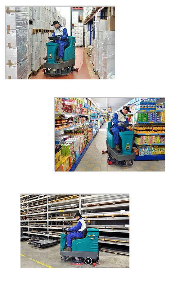 【リース契約可能】蔵王産業 スクラブメイト スクラブエース【代引不可】 02
