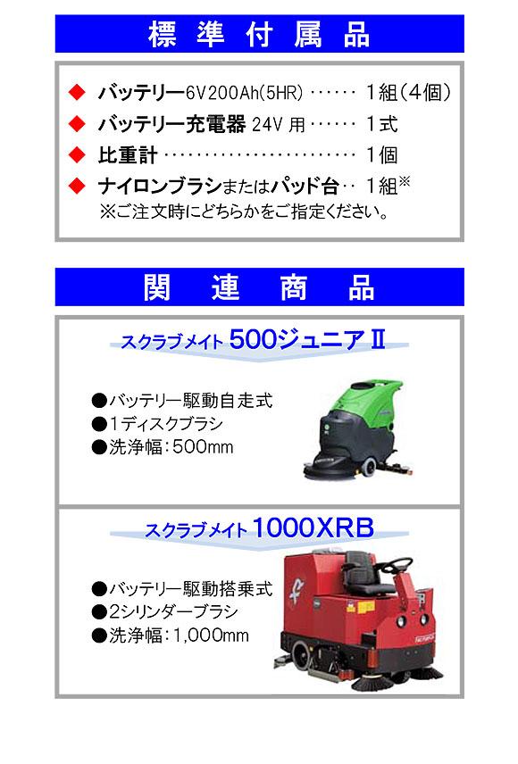 【リース契約可能】蔵王産業 スクラブメイト スクラブエース【代引不可】 06