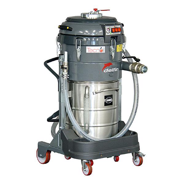 【リース契約可能】蔵王産業 バックマン デルフィンD23 オイルセパレーター - 液体回収専用 産業用真空掃除機