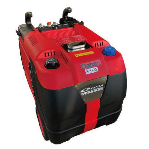 【リース契約可能】日本クランツレ NK85XD - 業務用100V+燃油式スチーム洗浄機(軽油or灯油)
