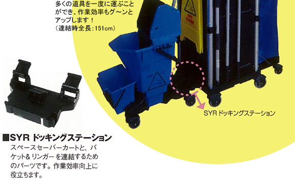 SYR ドッキングステーション商品詳細05