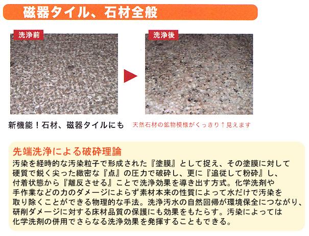クオリティ Q-PLATINUM・α(キュープラチナム・アルファ/ベルクロ仕様) - パッド台に取り付けできる!エンボス汚れに最適なポリッシャー用極細ステンレスブラシ 03