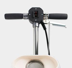 musashi製ポリッシャー用シャンピングタンクセット