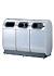 リサイクルボックス SG M-4550(3連)