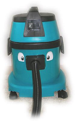 乾湿両用バキュームクリーナー T-002