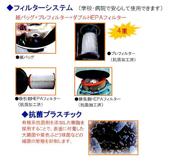 蔵王産業 バックマン サニーヘパW01