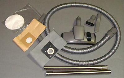 バックマンS2002標準装備(付属品)