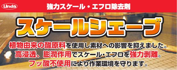 リンダ スケールシェーブ-強力スケール・エフロ除去剤01
