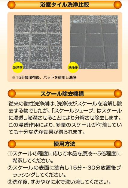 リンダ スケールシェーブ-強力スケール・エフロ除去剤02