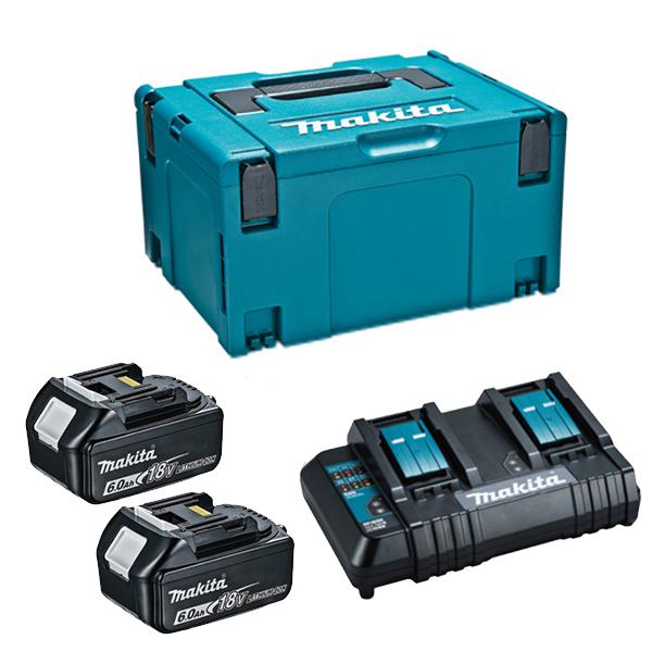 マキタ パワーソースキットSH1 - 6.0Ahバッテリと充電器のセット