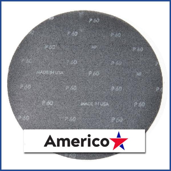 アメリコ フロアパッド サンドスクリーン15インチ - 木床・フローリング研磨用メッシュパッド