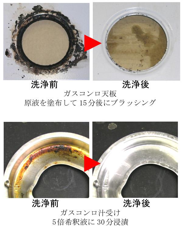 グリスター - 増粘タイプ油汚れ洗剤